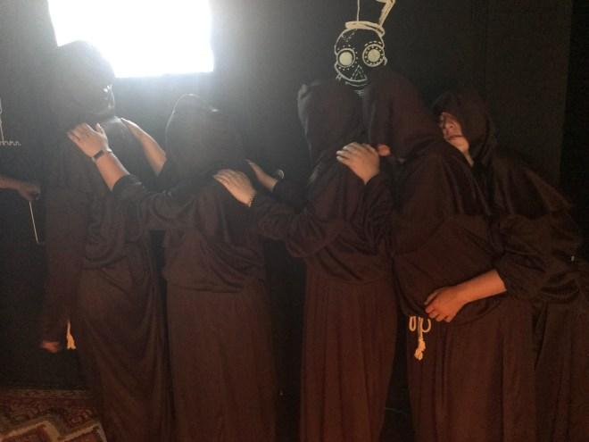 Komnata Saint Angelos Castle - LPUL gang facing death
