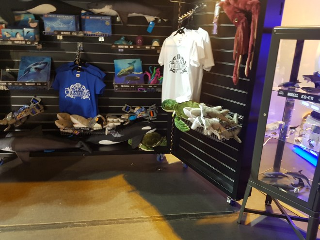 Sea Creatures merchandise