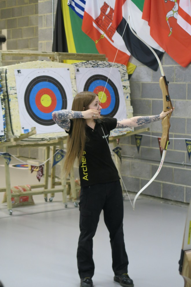 ArcheryFit Kristina