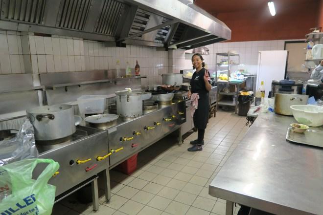 Pepes Kitchen kitchen