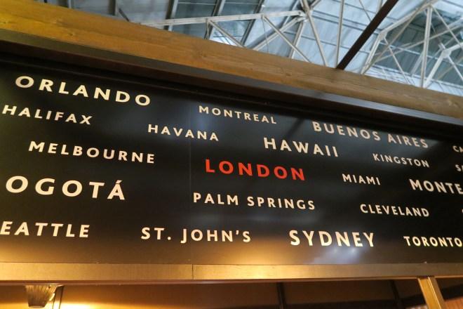 Air Canada destinations
