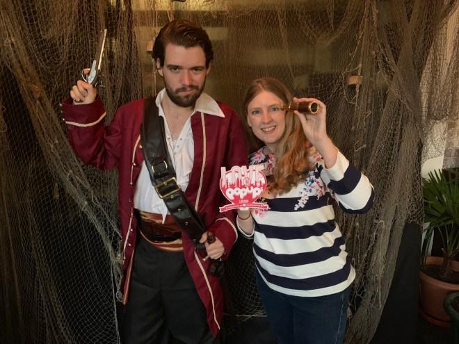 The Literary Hour Treasure Island Captain Long John and me