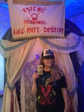 Kraken Screamfest The Ocean of Souls fortune teller tent