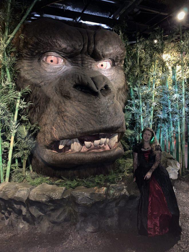 Madame Tussauds King Kong