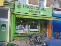 Food For All - Made in Hackney