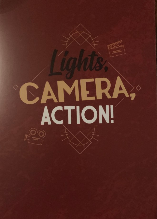 A Door In A Wall - Lights Camera Action