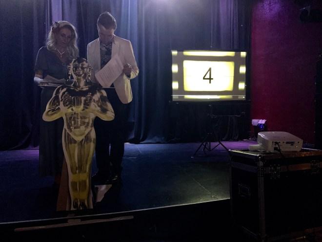 Awards - A Door In A Wall - Lights Camera Action