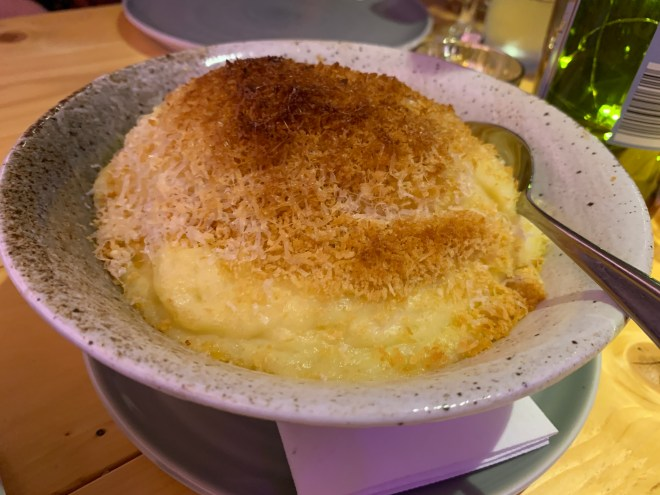 The Jam Shed Supper Club mash