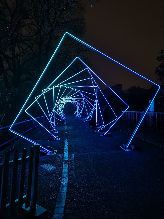 ZSL London Zoo tunnels