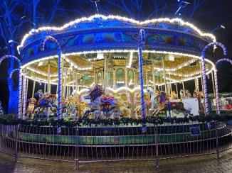 ZSL London Zoo Marshmallow carousel