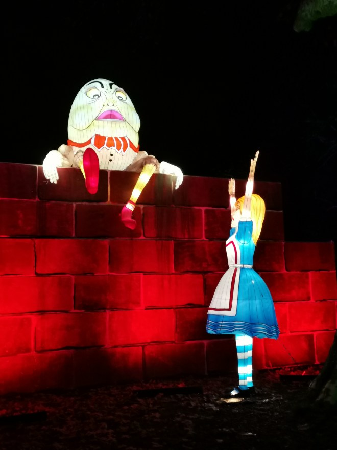 Alice in Winterland - Humpty Dumpty