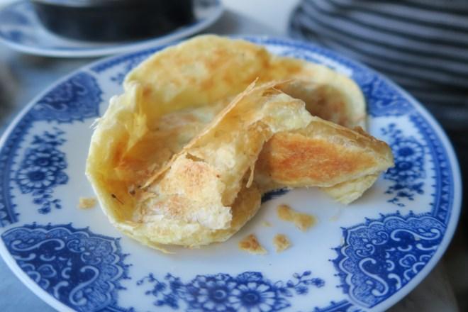 Rojak - food bread