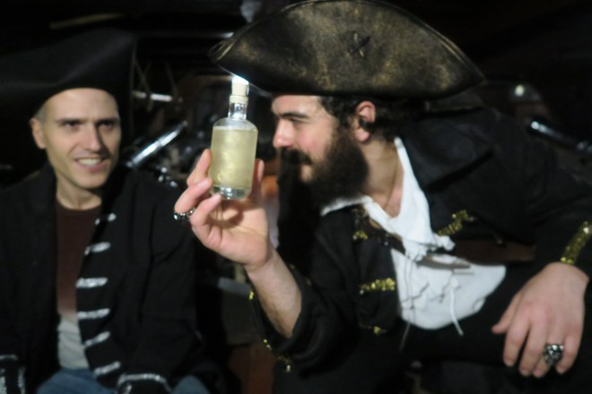 The Hidden Spirit pirate