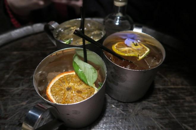 The Hidden Spirit drink