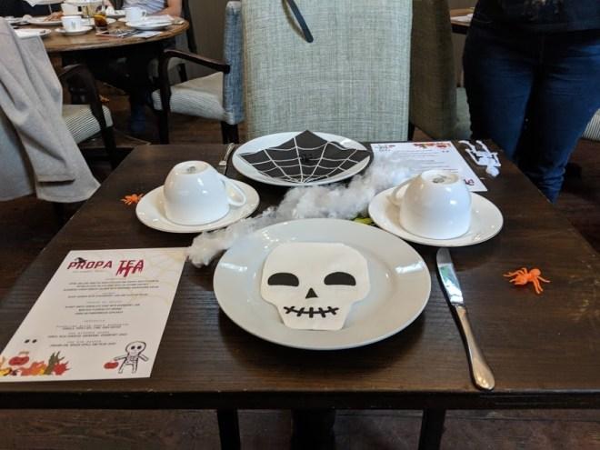 Propa Tea table
