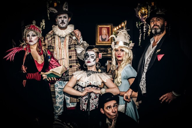 BuckBuck Games - The Hunt for the Smoking Caterpillar - Cast by Stephanie Trowell Photography