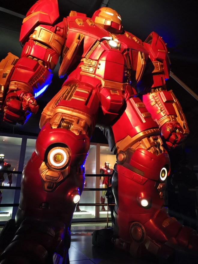 Avengers Station Iron Man large