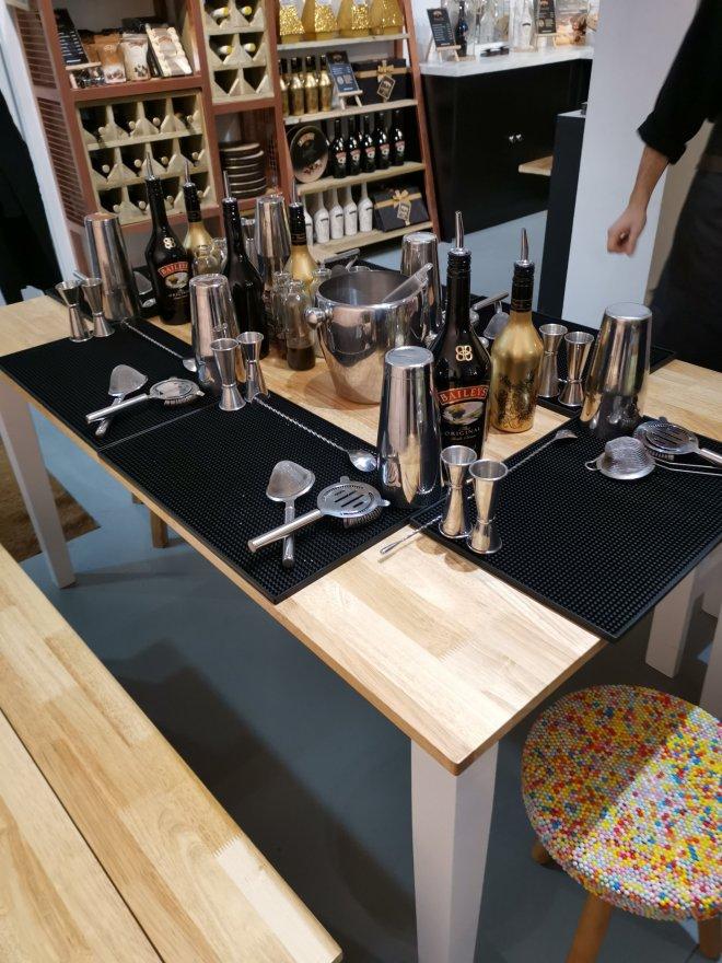 Baileys Treat Bar masterclass