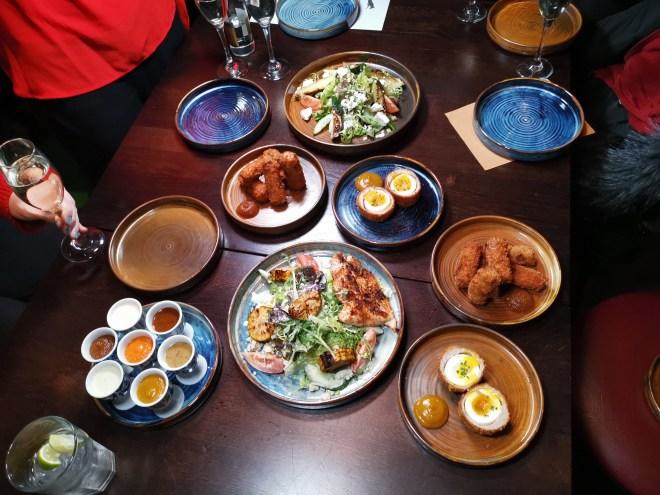 The Fox Coop feast
