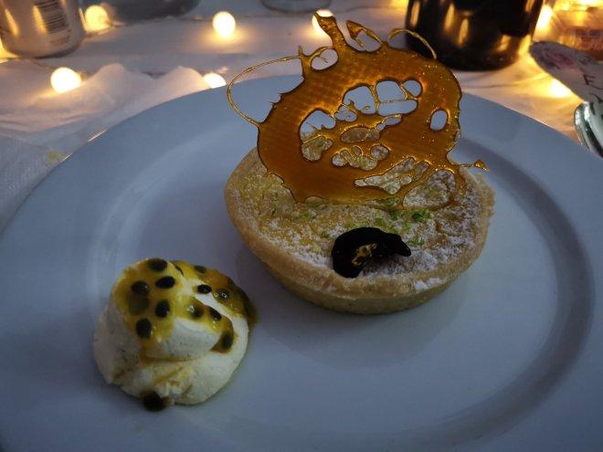 Eat Me Supper Club dessert