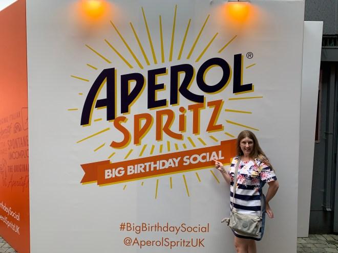Aperol Spritz poster