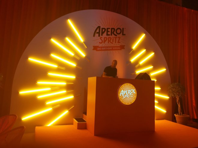 Aperol Spritz DJ