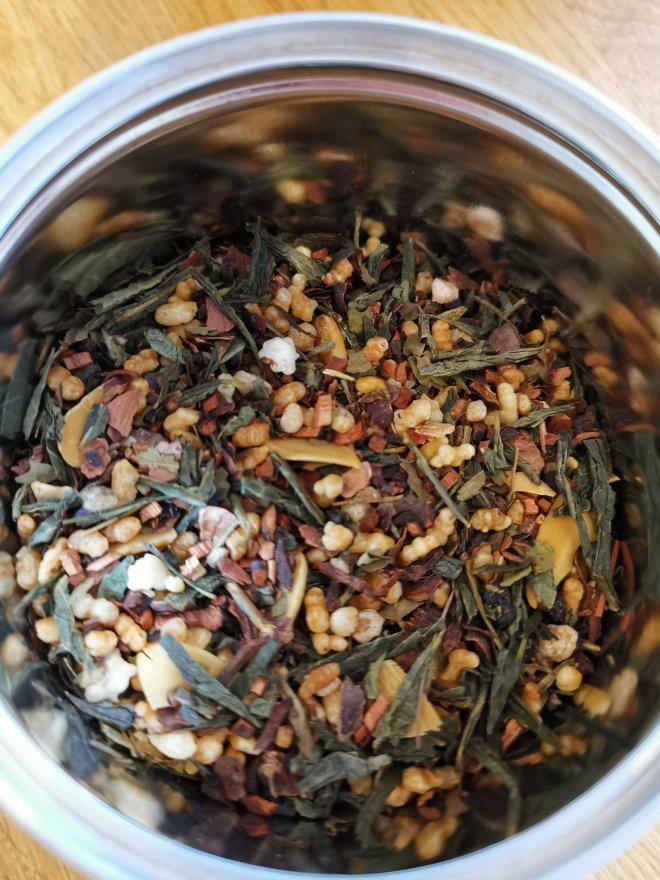 Mauderne Baking Class Maud tea