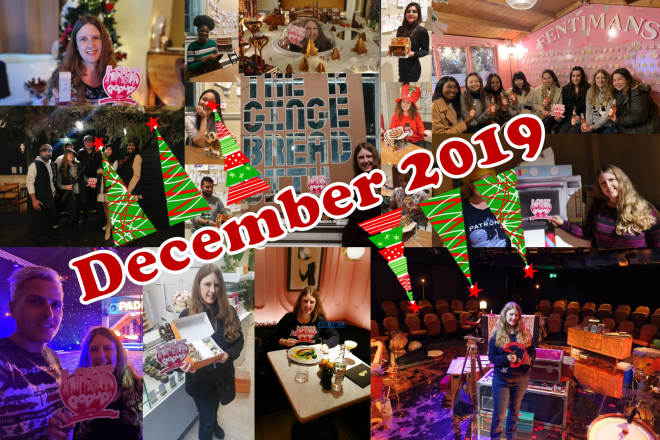 December 2019 a monthly look back