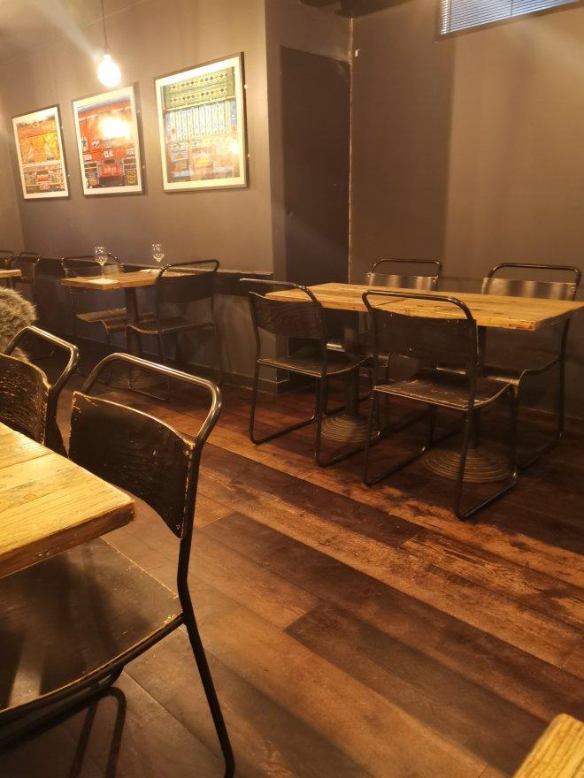 Yatri restaurant interior