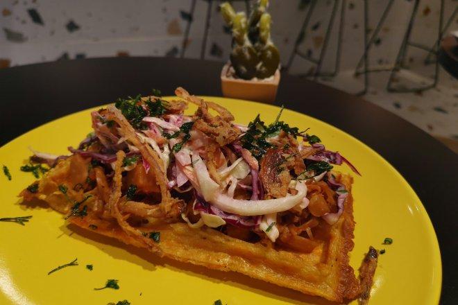 Yeda Cafe Waffle
