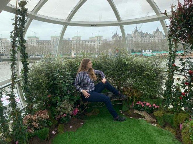 London Eye me
