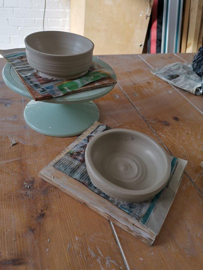 Amanda Cotton our bowls