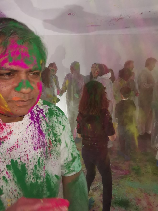 Cinnamon Kitchen Holi Vivek Singh
