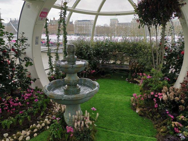 London Eye Royal Park pod