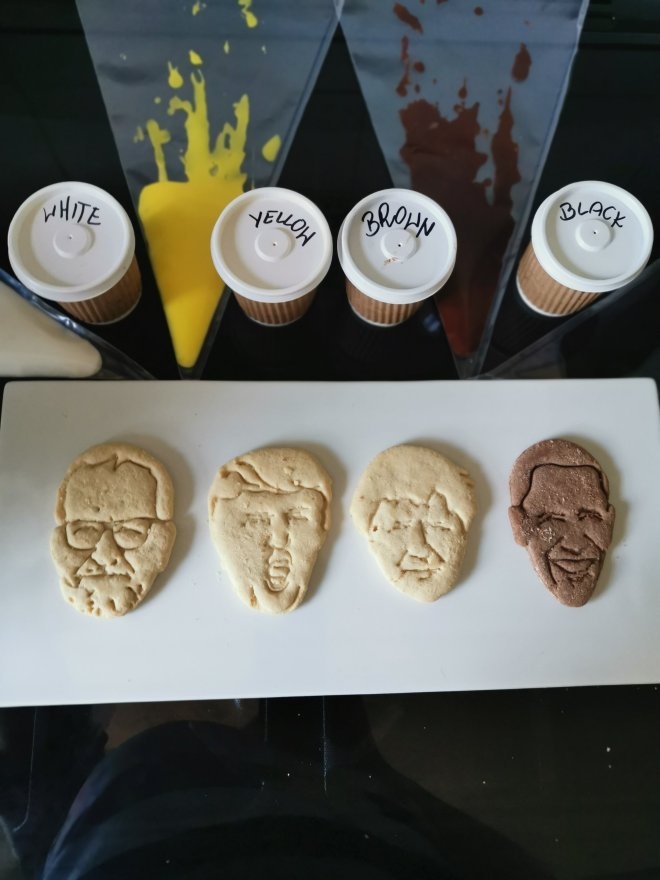 Jack and Beyond Politician cookies