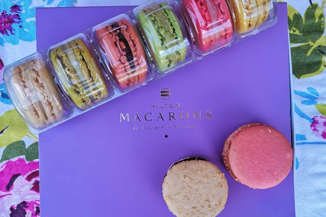 Hilton Macarons