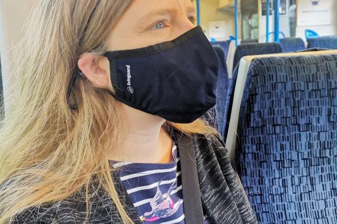 Livinguard Masks Now