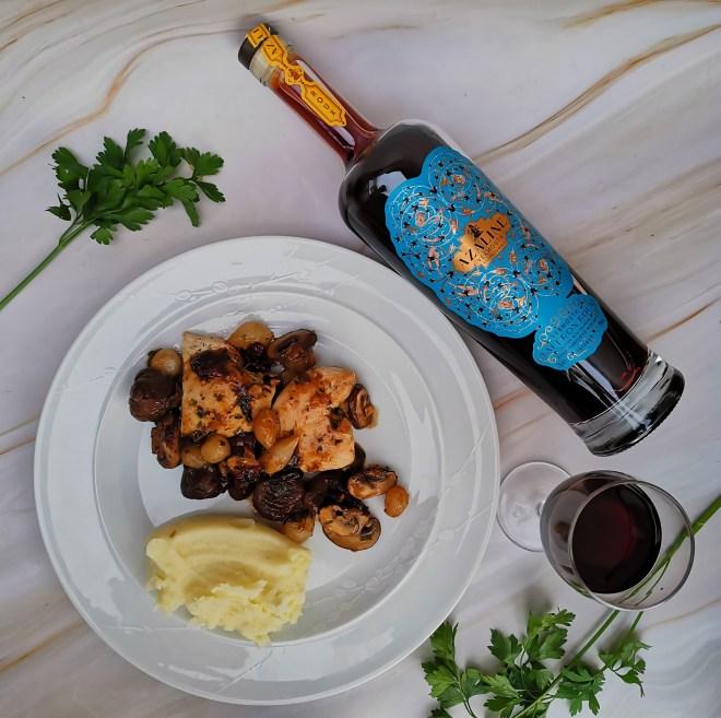 Azaline Vermouth Chicken Casserole