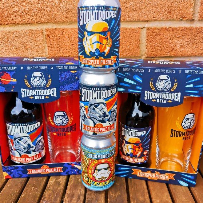 Stormtrooper Beer
