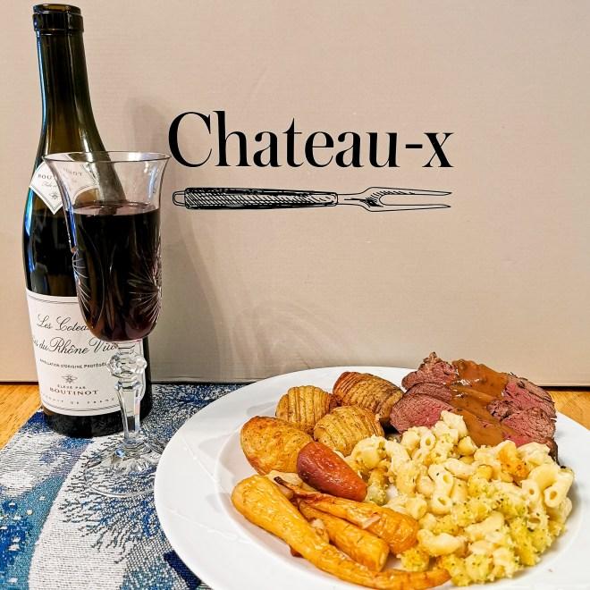 HOME X Chateau X