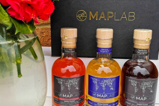 MAPLab cocktails