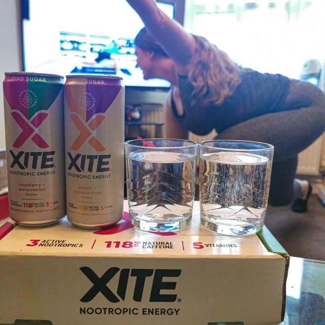 XITE Energy exercising