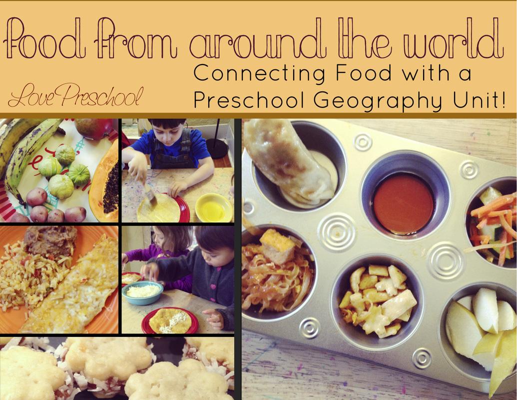 Around The World Food Exploration