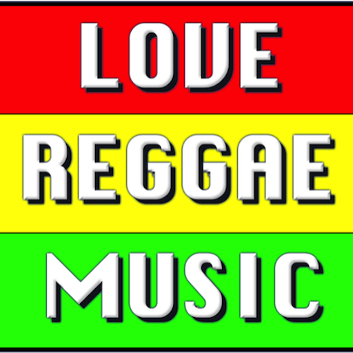 Love Reggae Music Logo