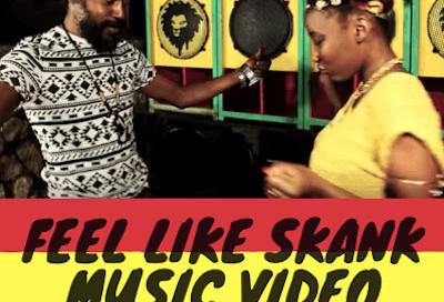 Feel Like Skank Music Video - Lutan Fyah