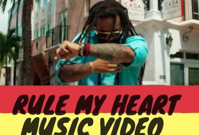 Rule My Heart Music Video - Ky-mani Marley