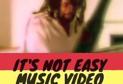 It's Not Easy Music Video - Lucky Dube
