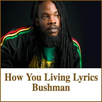How You Living Lyrics - Bushman