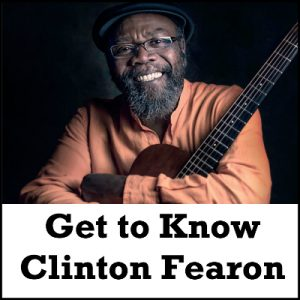 Get to Know Clinton Fearon