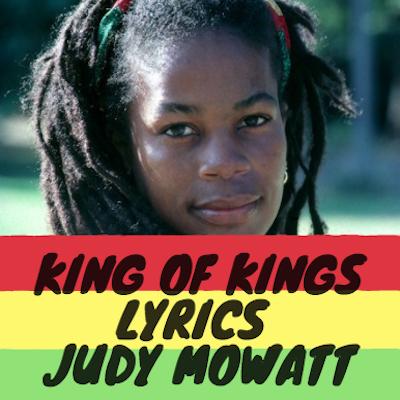 King of Kings Lyrics - Judy Mowatt